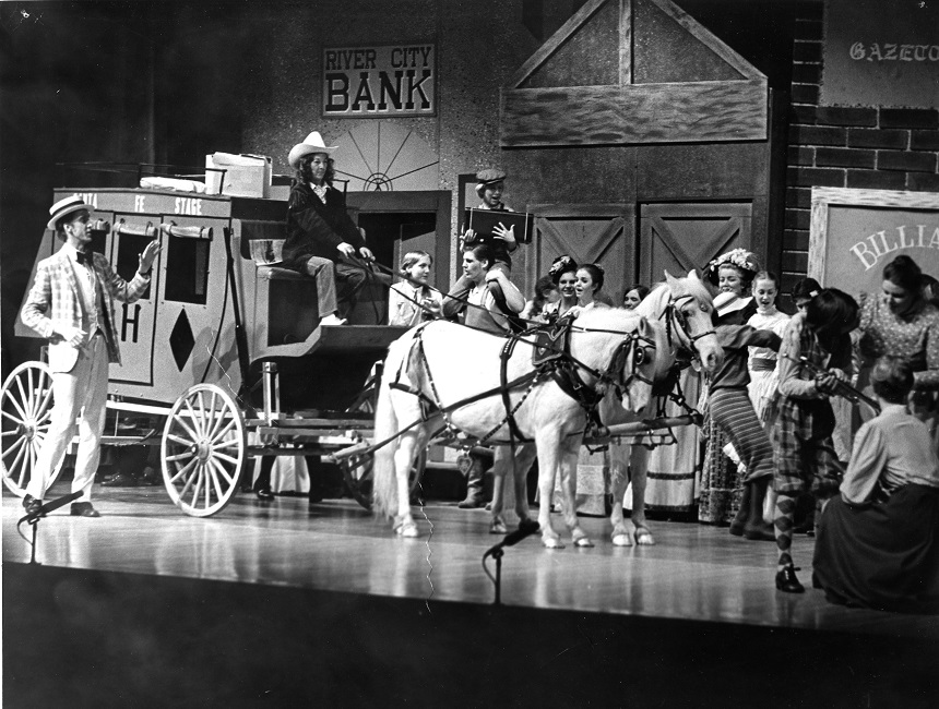 1974 production of The Music Man