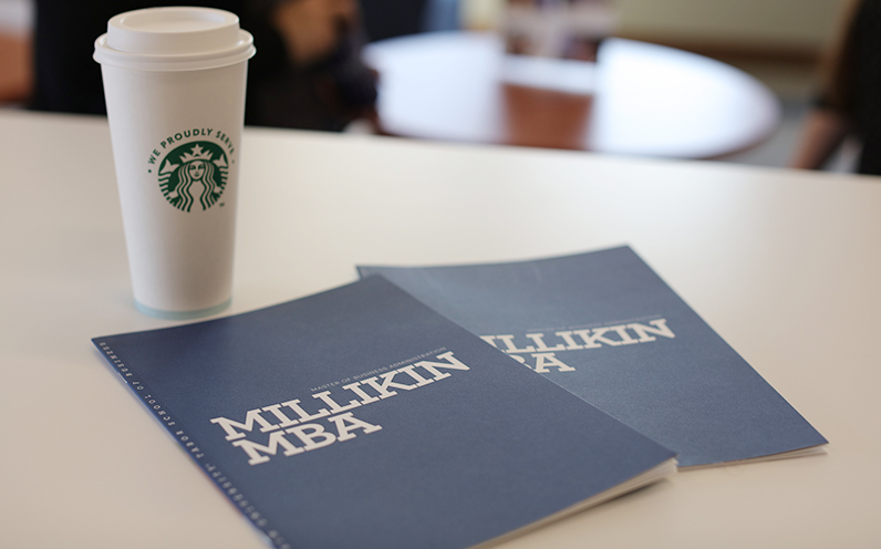 Millikin MBA program