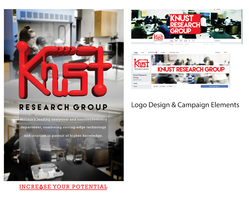 Knust Research Group Logo & Campaign Elements