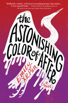 Book cover image for the Astonishing Color of After