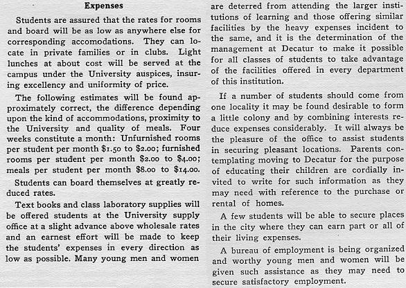 JMU Bulletin Catalog July 1903 pages 7-8