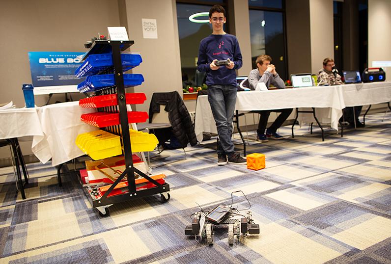 Millikin University Blue Bots