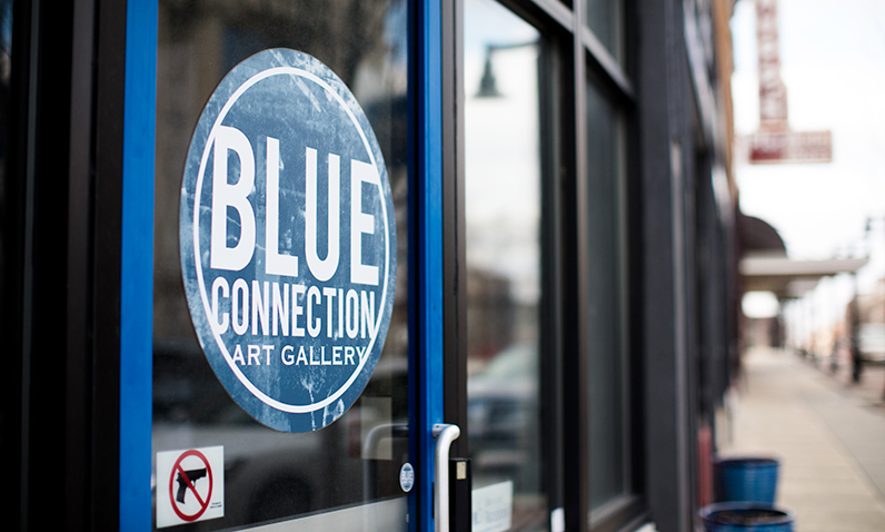 Millikin Blue Connection