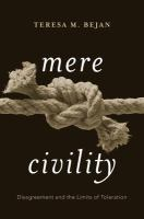 book cover image for Mere Civility