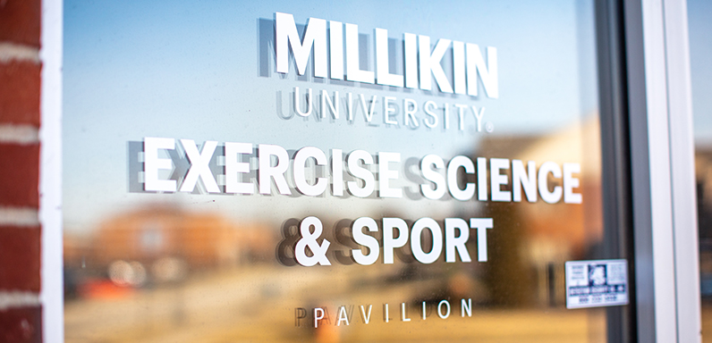 Millikin Exercise Science and Sport Pavilion