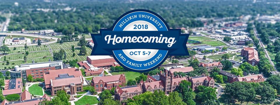 Homecoming and Family Weekend 2018