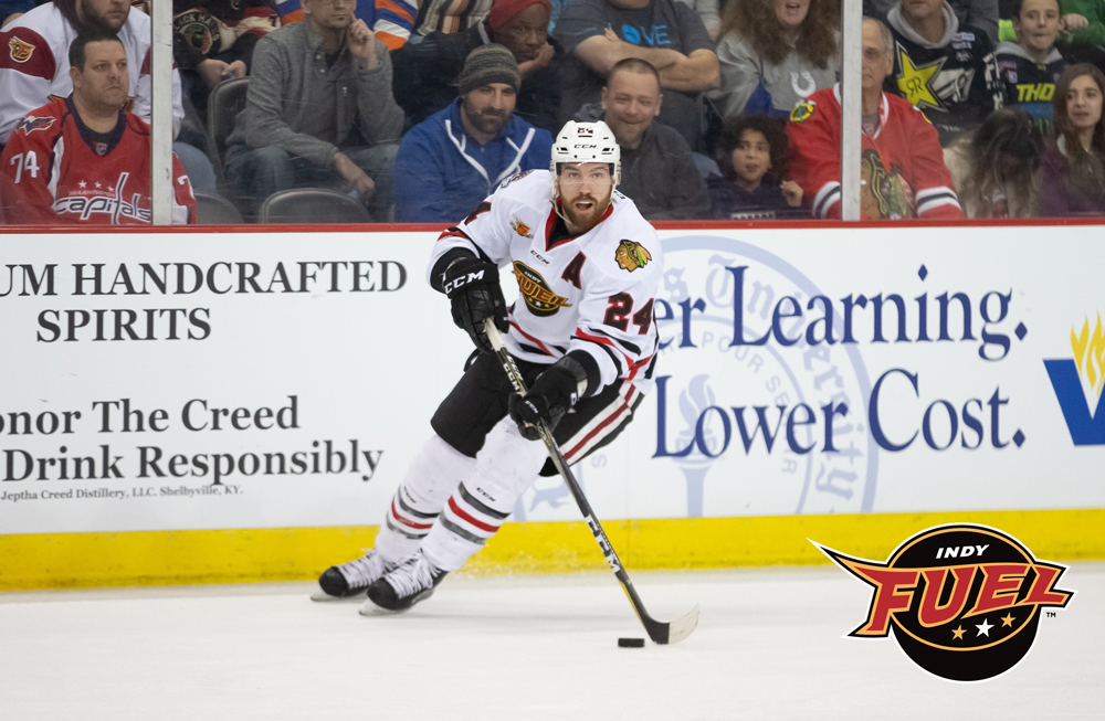 MU Day with the Indy Fuel, March 10