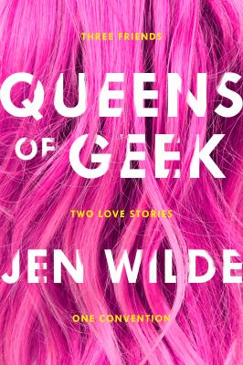 Book cover image for Queens of geek