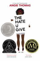 Book cover image for The Hate U Give