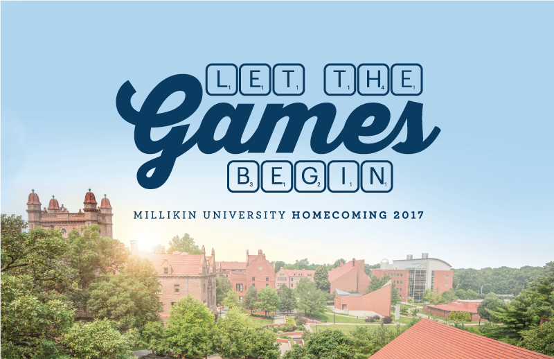 Homecoming 2017: Let the Games Begin
