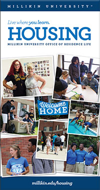Millikin Housing Brochure
