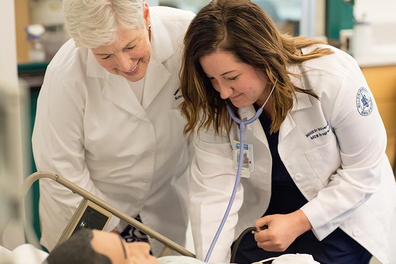 Millikin University Awarded Nurse Anesthetist Grant Millikin