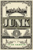 Book cover image for Junk : a play