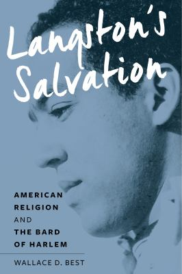 Book cover image for Langston's salvation : American religion and the bard of Harlem
