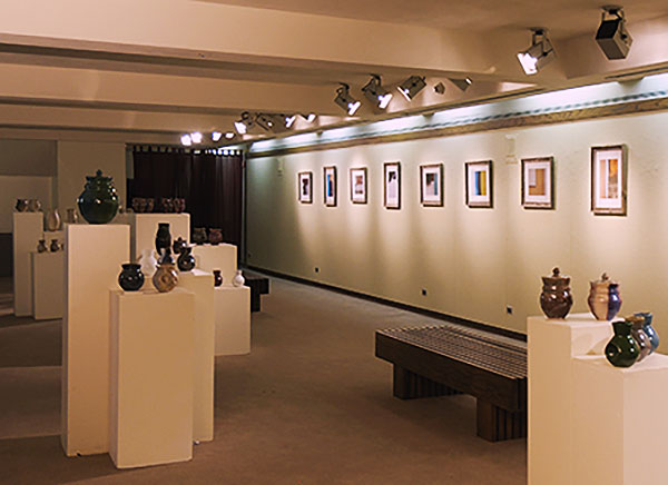Lower Gallery