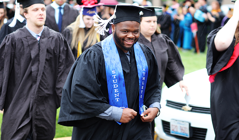 Millikin University commencement