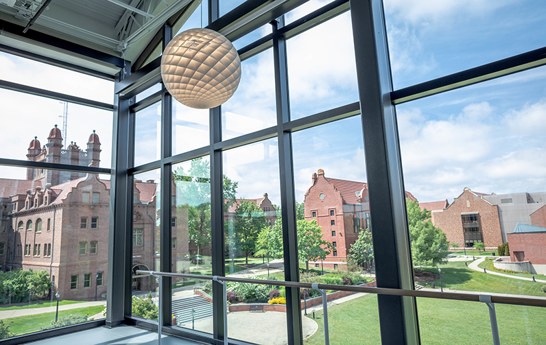 Millikin Center for Theatre & Dance