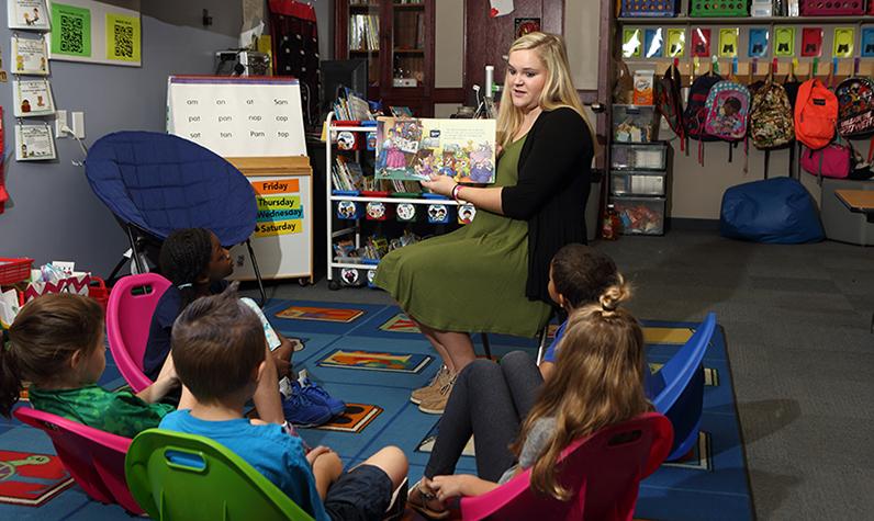 Millikin School of Education ilmoittaa erityisopetuksen hyväksyntämahdollisuuden nykyisille opettajille