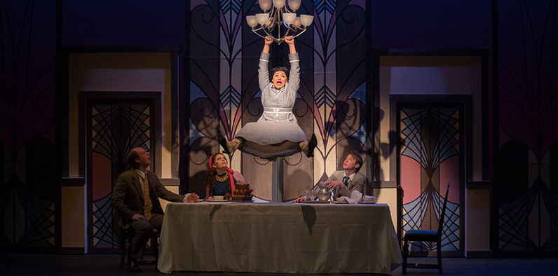 Millikin BFA Acting Program receives Top 10 ranking from OnStage