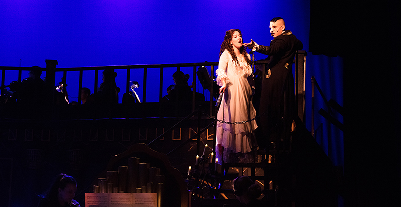 Millikin Phantom of the Opera