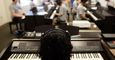 High School Piano Camp