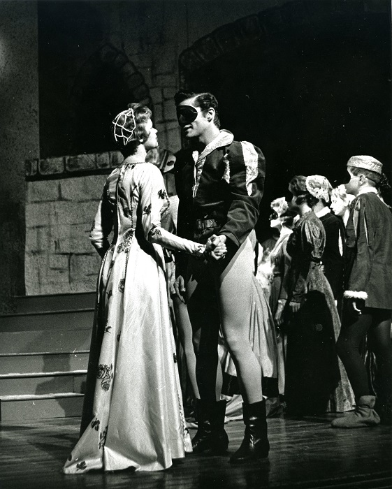 1962 production of Romeo & Juliet