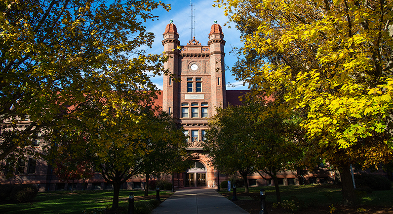 Millikin University Shilling Hall