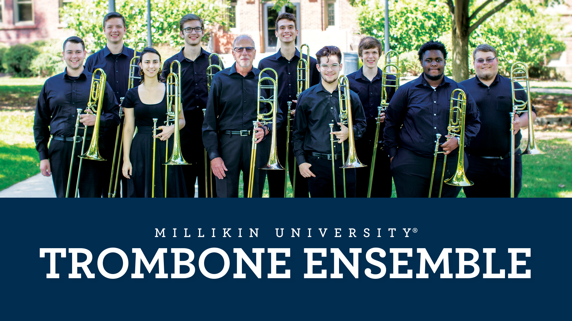 Millikin University Trombone Ensemble
