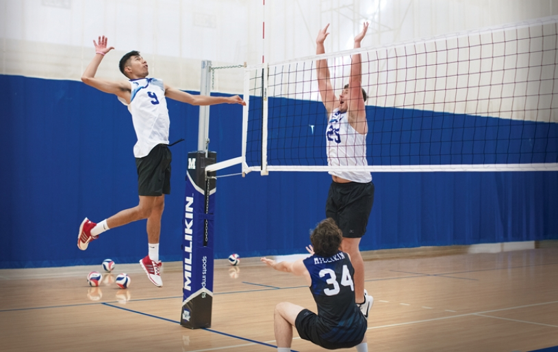 Millikin Men's Volleyball