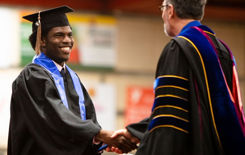 Millikin Spring Commencement