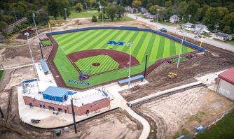Millikin Workman Family Baseball Field