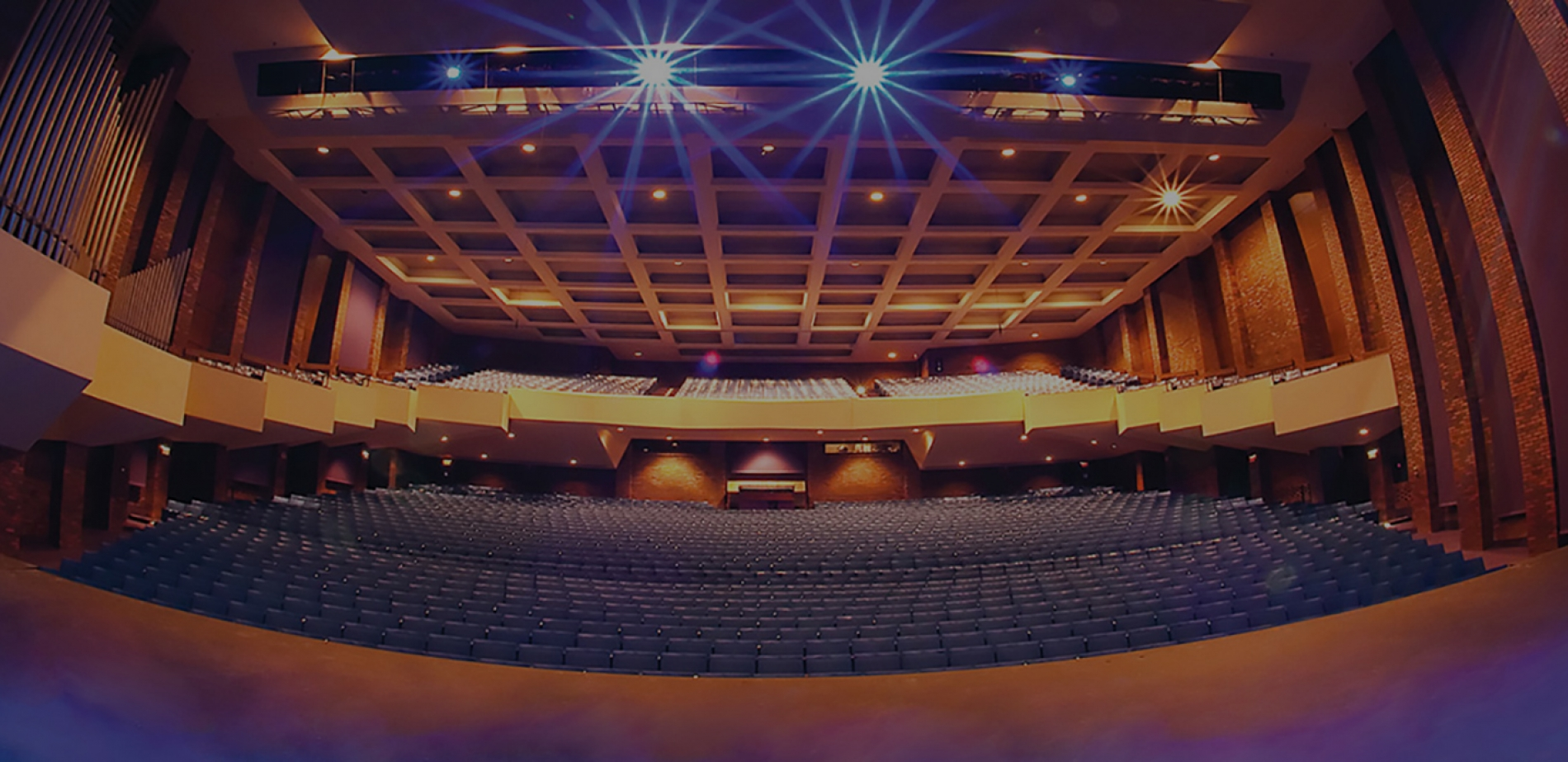 kirkland fine arts center auditorium
