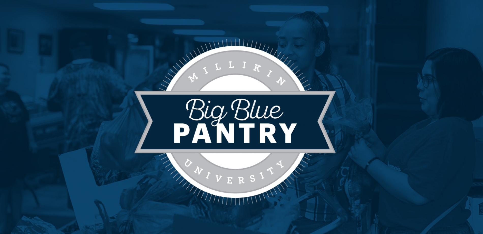 Big Blue pantry