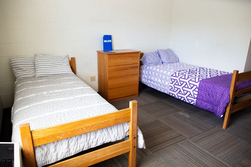 Dolson Hall Beds