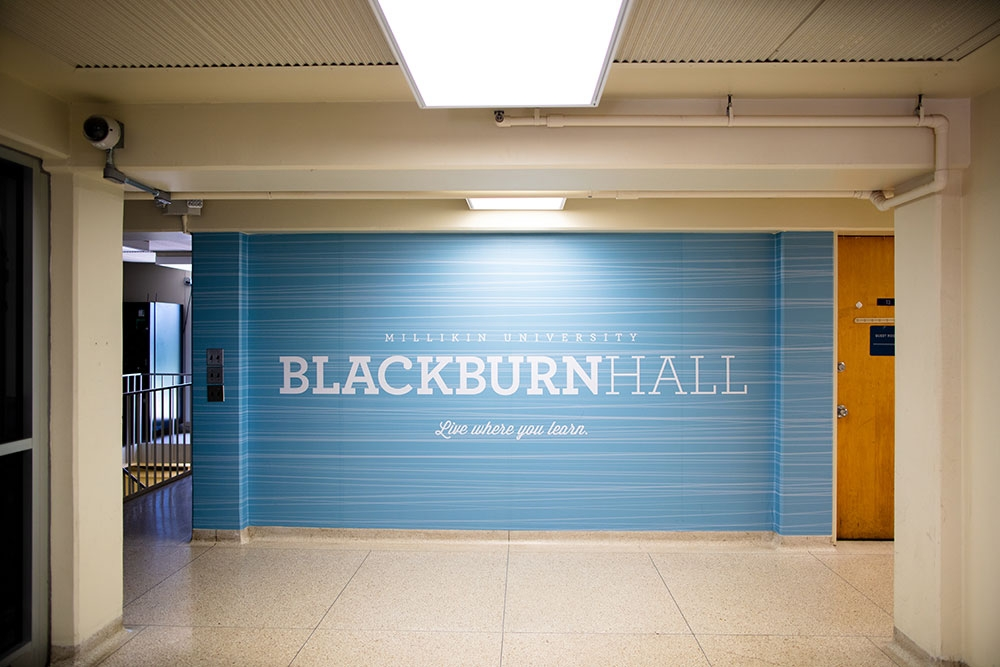 Blackburn Hall