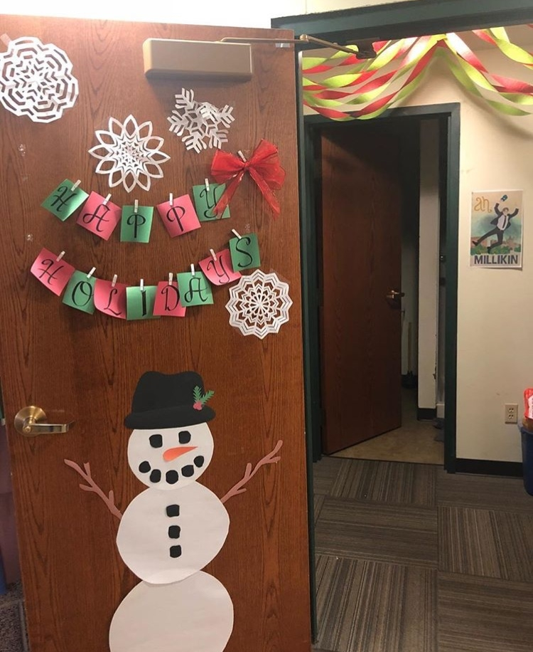 Dolson Hall Decorations