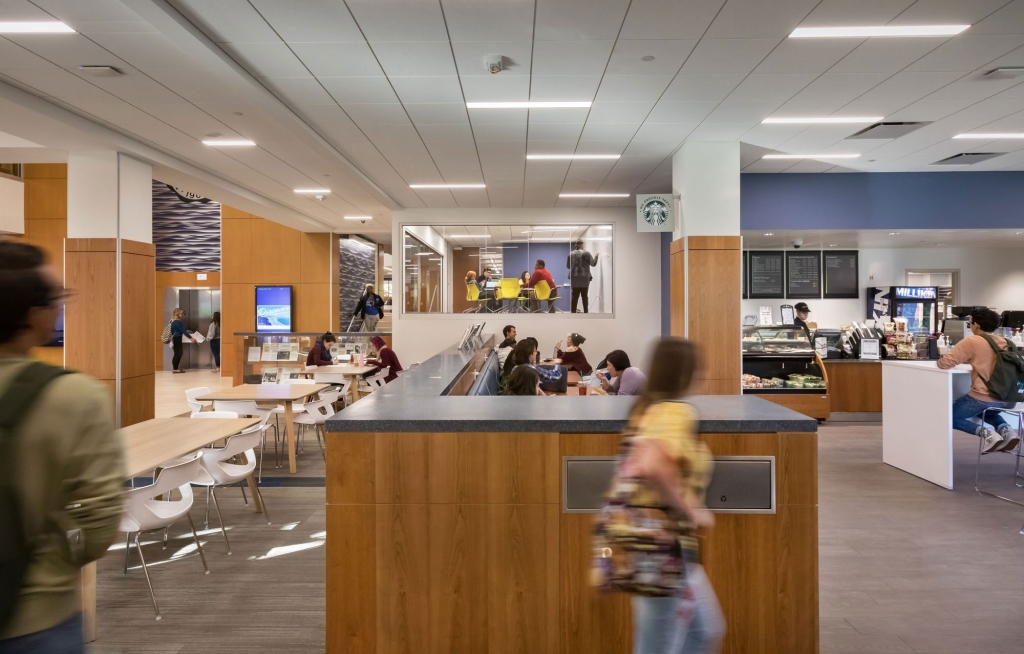 University Commons Think Tank and Cafe