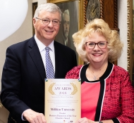 Millikin Business Expansion Award