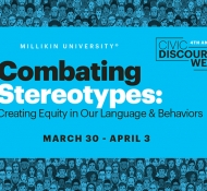 Millikin Civic Discourse Week