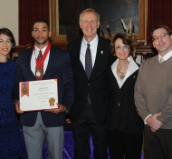 Lincoln Academy Laureate