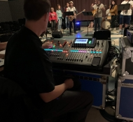 Sound Board and Band