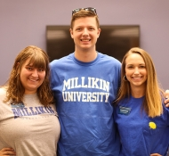 Millikin First-Year Experience Mentors
