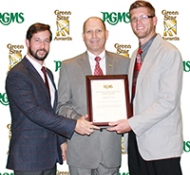 Millikin Grounds Excellence Award