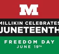 Millikin Juneteenth Celebration