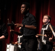 Millikin Percussion Ensembles