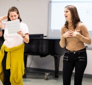 Millikin New Musicals Workshop