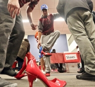 Millikin Walk a Mile in Her Shoes