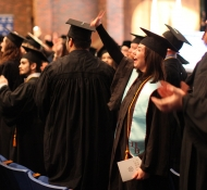 Millikin Winter Commencement