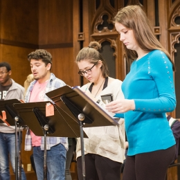 New Musicals Workshop