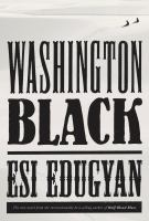 Book cover image for Washington Black